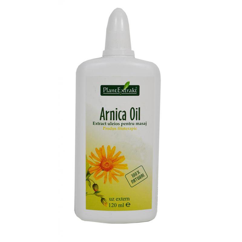 Arnica Oil 120ML PLANT EXTRAKT