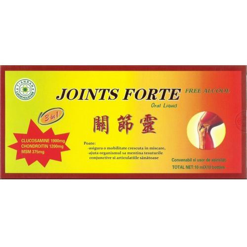 Joints Forte 10 fiole SANYE INTERCOM