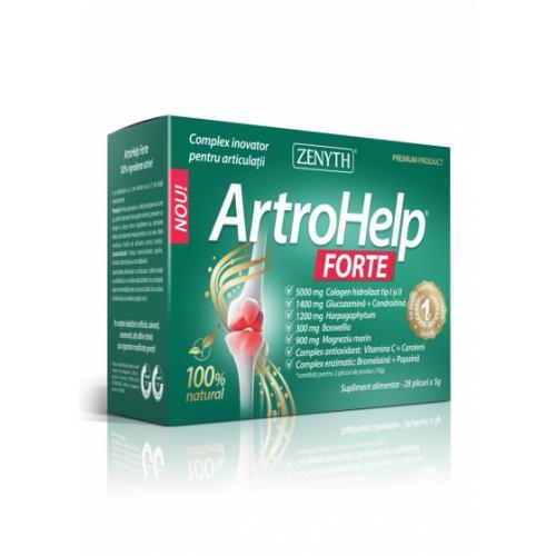 Artrohelp 28 plicuri ZENYTH