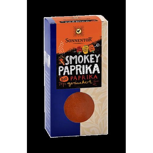 Boia afumata Smokey Paprika 70G SONNENTOR