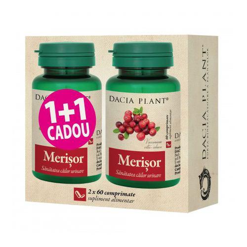 Merisor 60CPR 1+1 CADOU DACIA PLANT