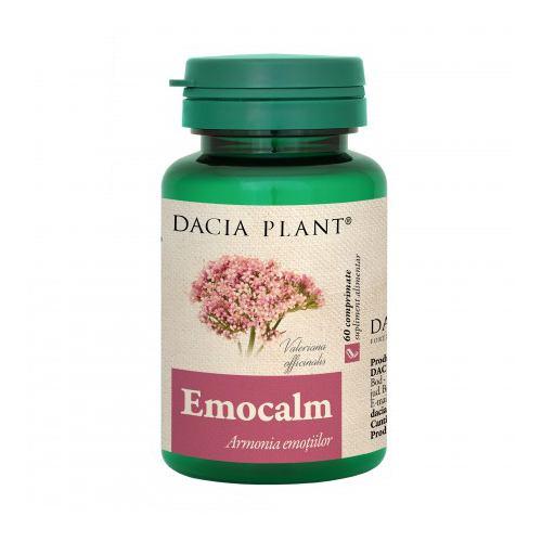 Emocalm 60 cpr DACIA PLANT
