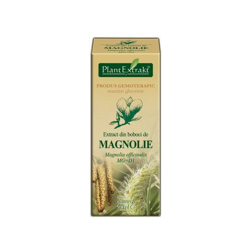 Extract din boboci de magnolie 50ML PLANT EXTRAKT