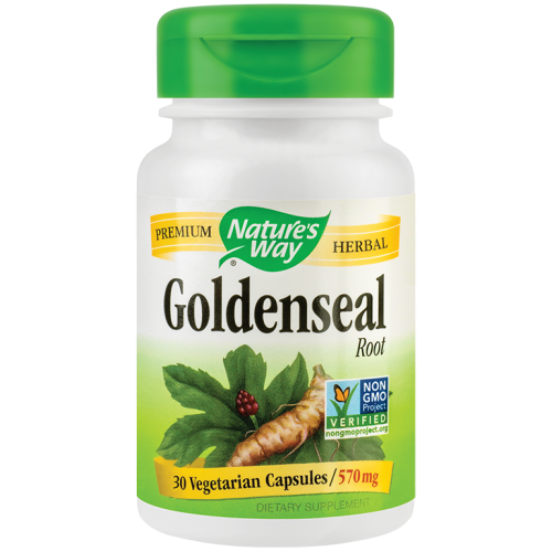 Goldenseal 570MG 30 CPS SECOM