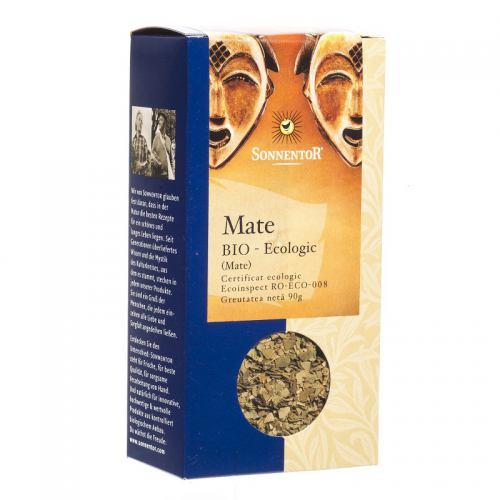 Ceai mate BIO 90G SONNENTOR