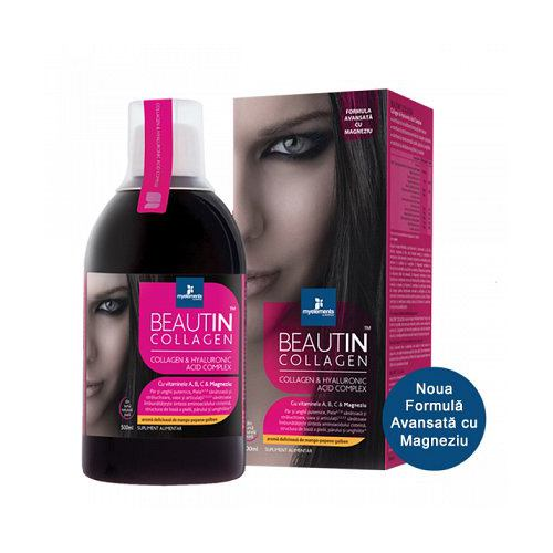 Beautin Collagen 500ML MYELEMENTS