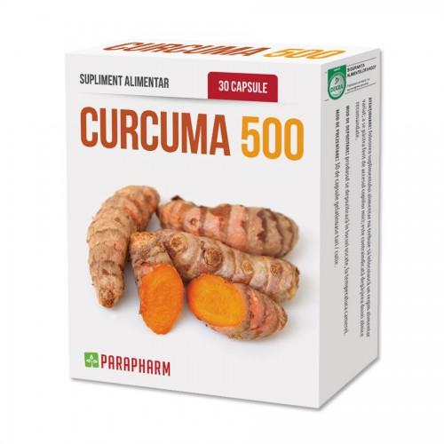 Curcuma 500 30cps Parapharm