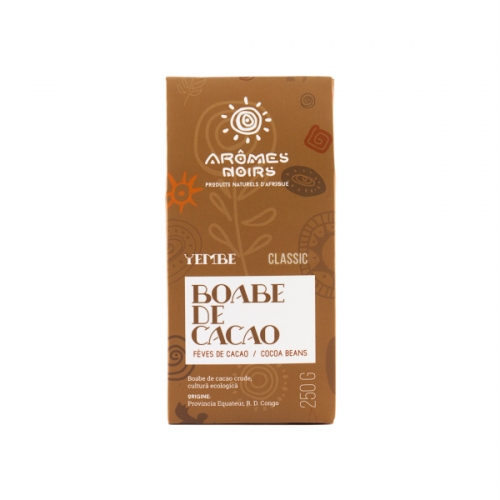 Boabe de cacao Classic 100G AROMES NOIRS