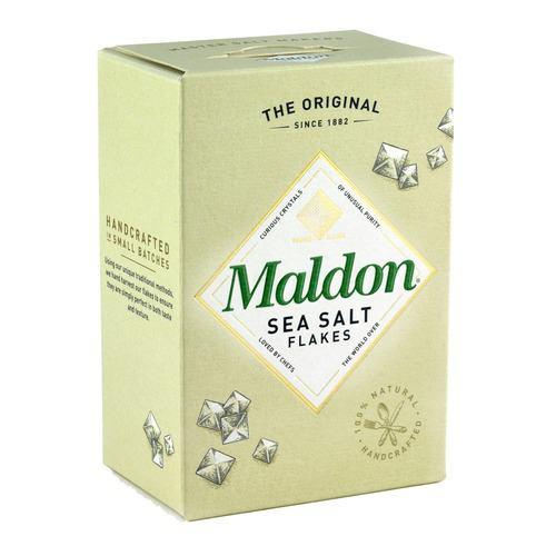 Fulgi de sare Maldon 250G MALDON SALT LTD
