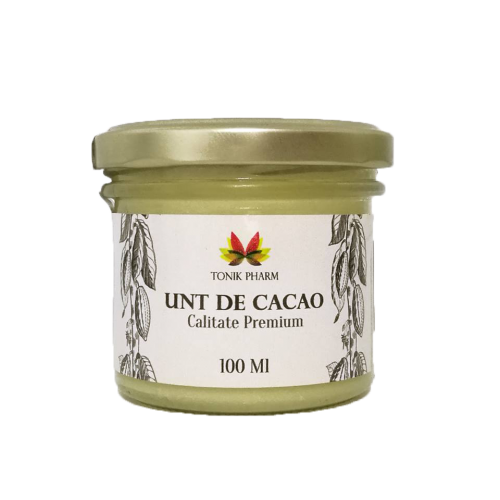 Unt de cacao 100ML TONIK PHARM