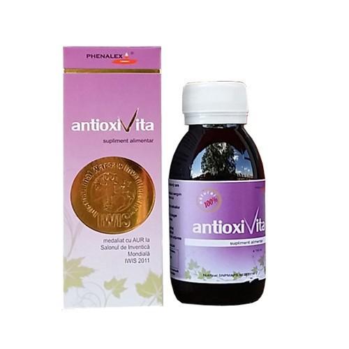 Antioxi Vita Solutie 100ml PHENALEX