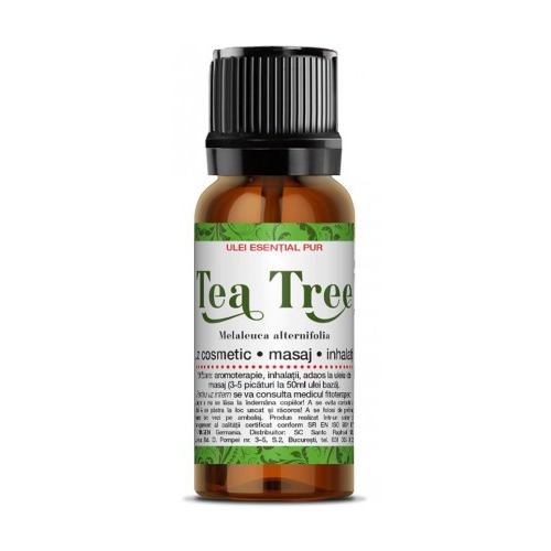 Ulei esential de tea tree 10ML STEAUA DIVINA