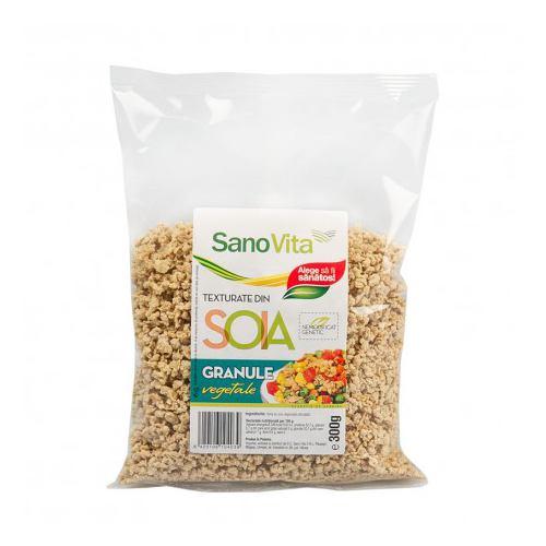 Granule vegetale din soia 300G SANOVITA