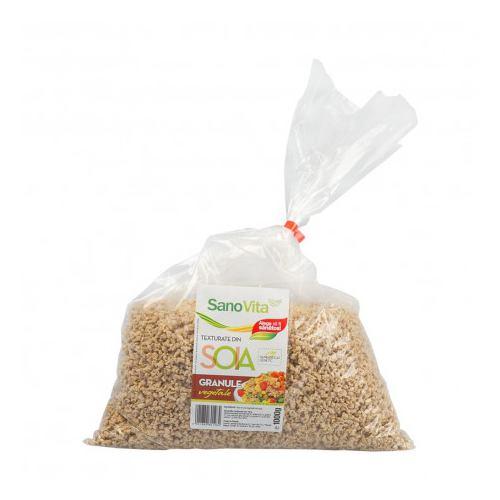 Granule vegetale din soia 1KG SANOVITA