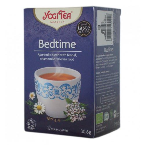 Ceai de seara bio 17DZ YOGI TEA
