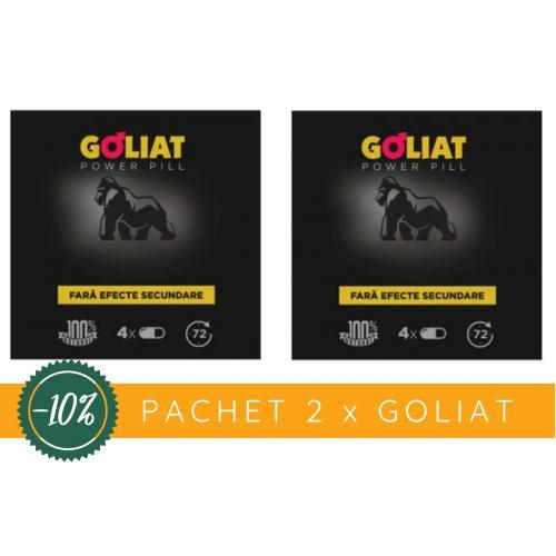 Pachet Goliat Power Pill