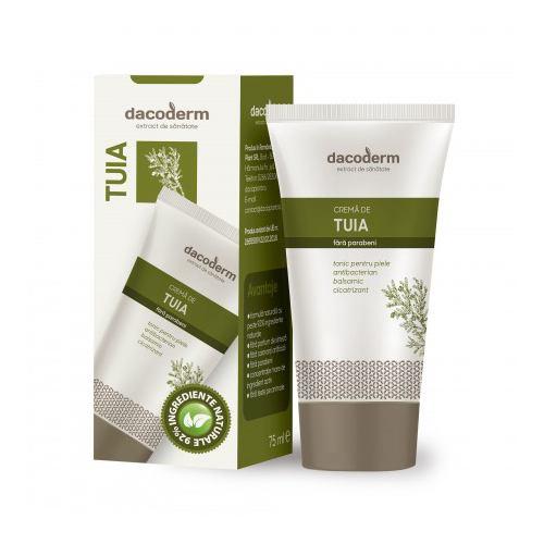 Crema de tuia Dacoderm 75 ml DACIA PLANT