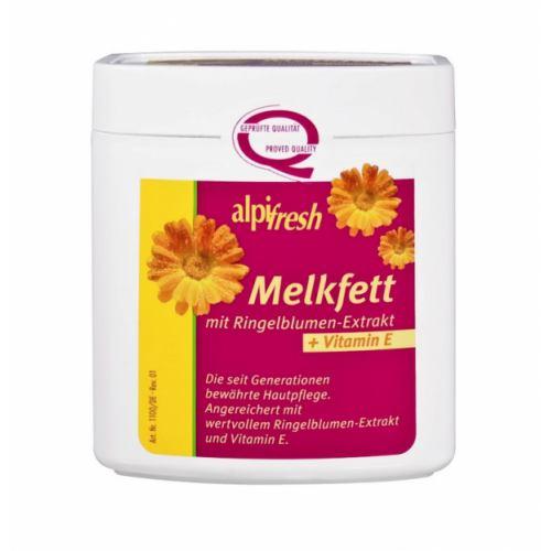 Crema cu galbenele si vitamina E Melkfett 250ML ALPIFRESH