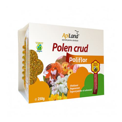 Polen crud poliflor 250G APILAND