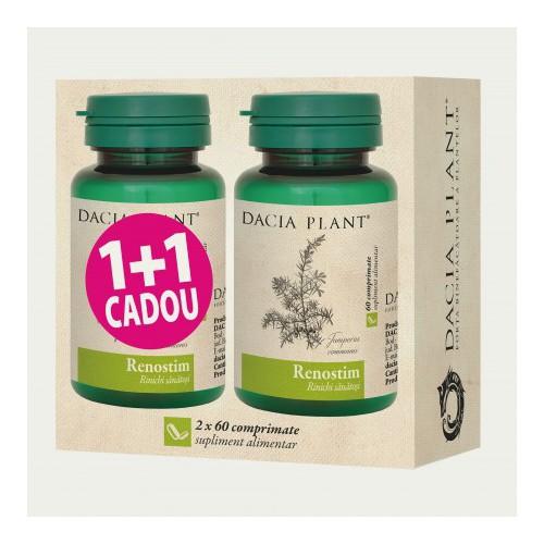Renostim 60 cpr 1+1 Cadou DACIA PLANT