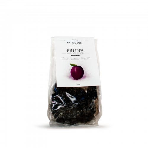 Prune uscate fara samburi 200G NATIVE BOX