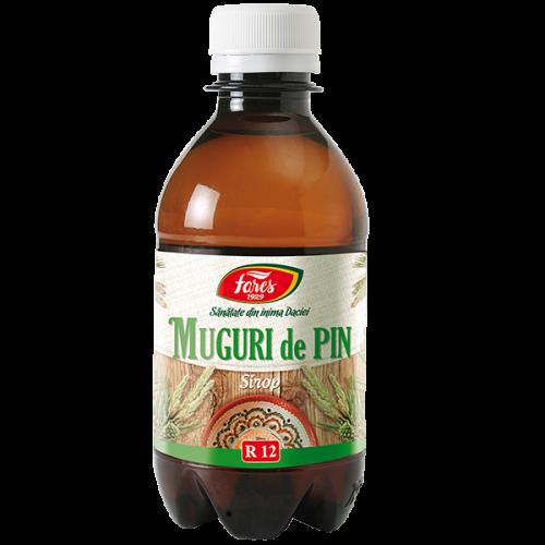 Muguri de pin R12 250 ml sirop FARES
