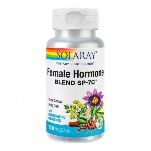 Female Hormone Blend SP-7C 100CPS SOLARAY