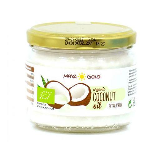 Ulei de cocos extravirgin bio 280ML MAYA GOLD