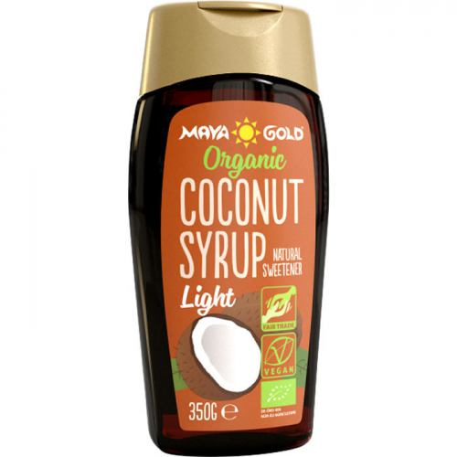 Sirop de cocos light 350G MAYA GOLD
