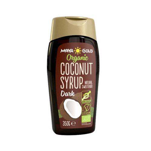 Sirop de cocos dark 350G MAYA GOLD