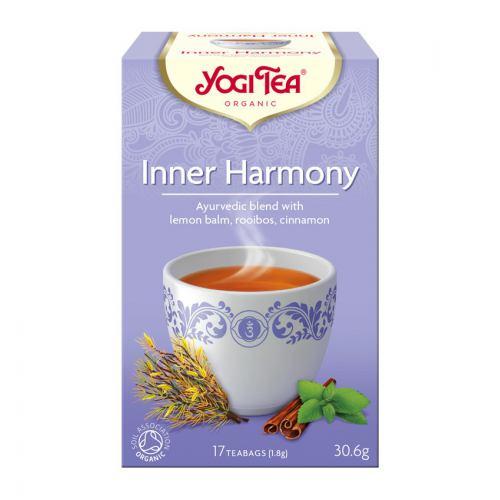 Ceai bio Armonie Interioara 17DZ YOGI TEA
