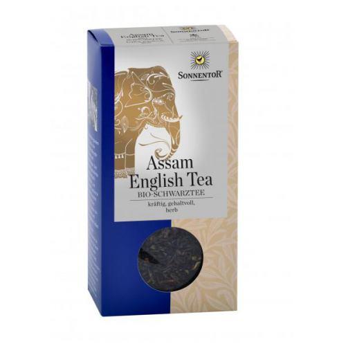 Ceai negru englez eco Assam 95G SONNENTOR