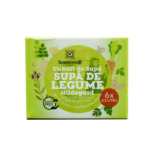 Cuburi de supa de legume 6BUC SONNENTOR