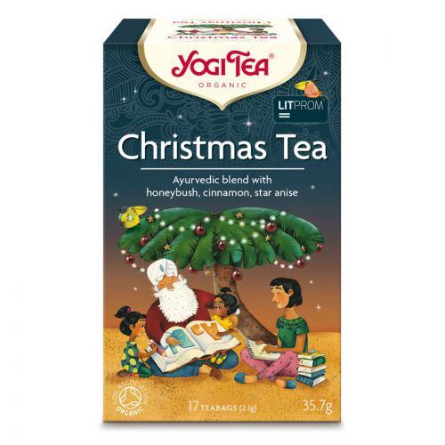 Ceai BIO de Craciun 17DZ YOGI TEA