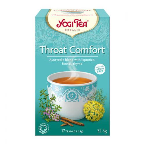 Ceai bio respira sanatos 17DZ YOGI TEA