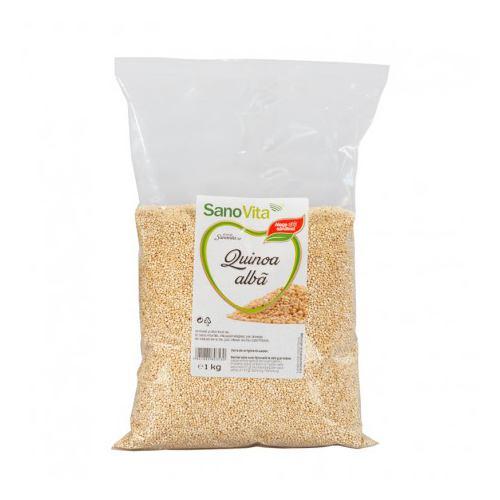 Quinoa Alba 1 KG SANO VITA