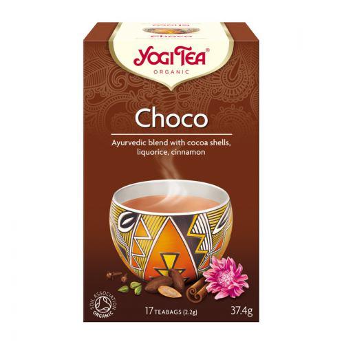 Ceai Choco bio 17DZ YOGI TEA