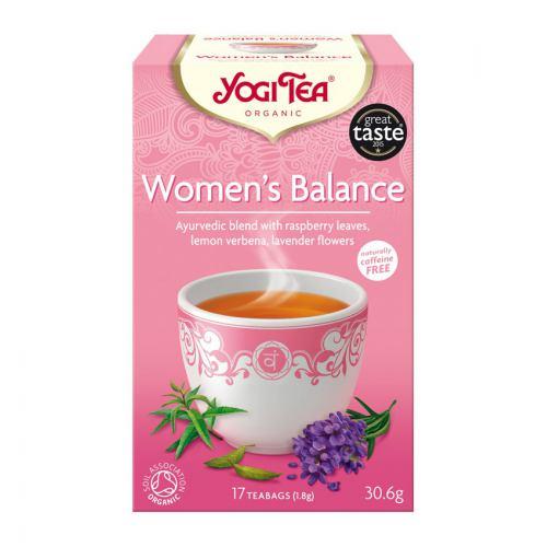 Ceai echilibrul femeilor 17DZ YOGI TEA