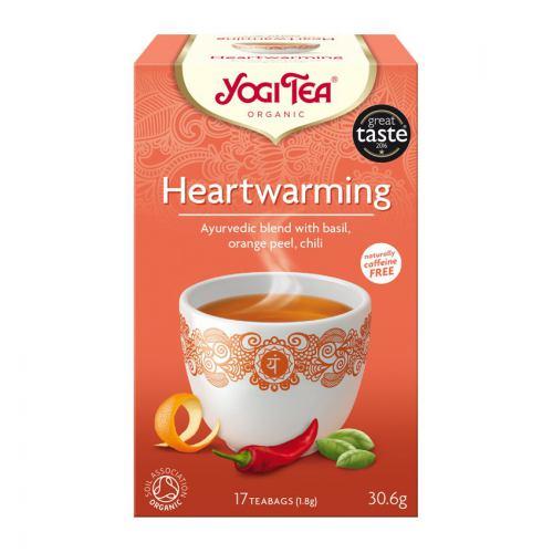 Ceai bio bucuria vietii 17DZ YOGI TEA