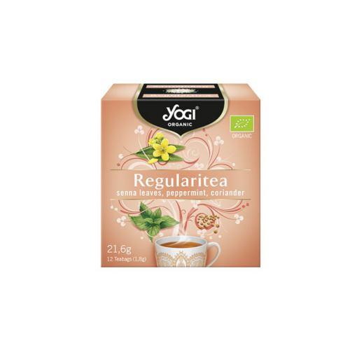 Ceai bio laxativ 12DZ YOGI TEA