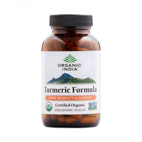 Turmeric formula 60CPS ORGANIC INDIA