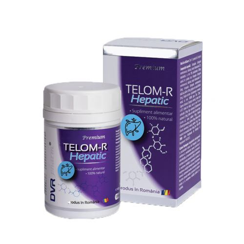 Telom-R Hepatic 120CPS DVR PHARM