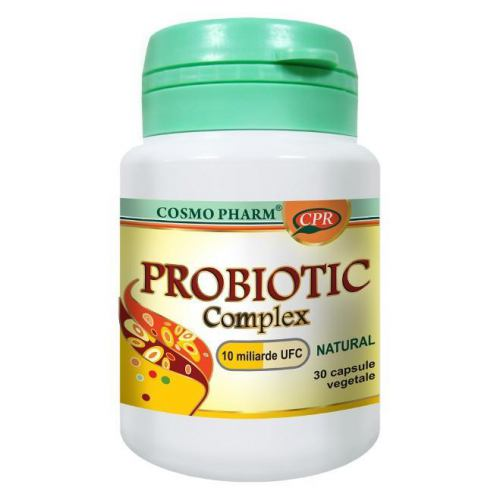 Probiotic Complex 30CPS COSMOPHARM