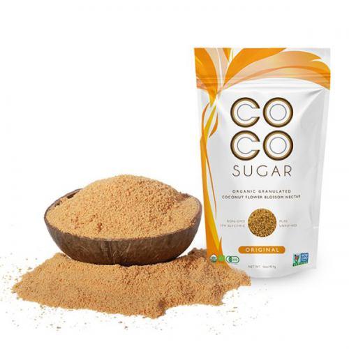 Zahar organic de cocos 450G COCO SUGAR