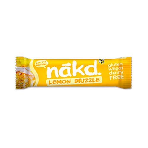 Baton raw vegan Lemon Drizzle 35G NAKD