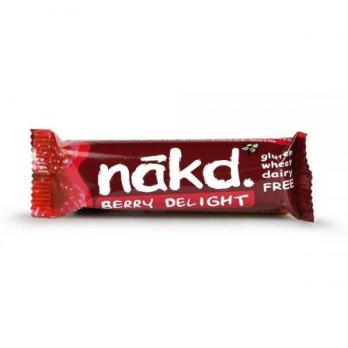 Baton raw vegan Berry Delight 35G NAKD