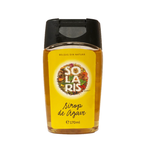 Sirop de agave 170ML SOLARIS