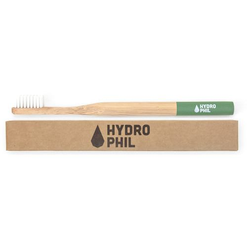 Periuta de dinti din bambus - medium soft - HYDROPHIL