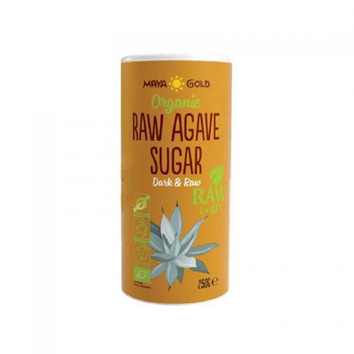Zahar de agave raw bio 250G MAYA GOLD