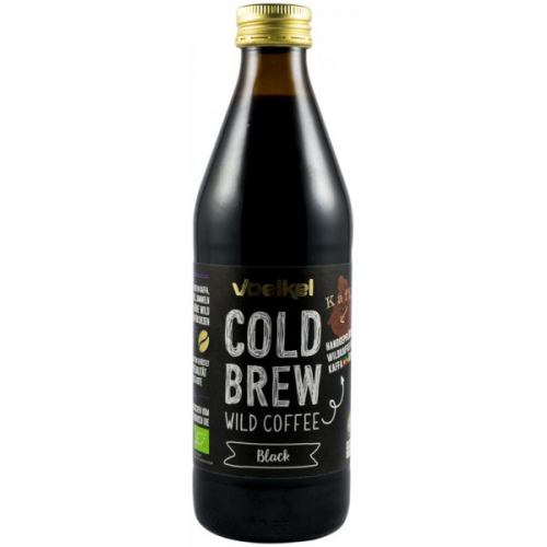 Cafea macerata la rece Cold Brew 330ML VOELKEL